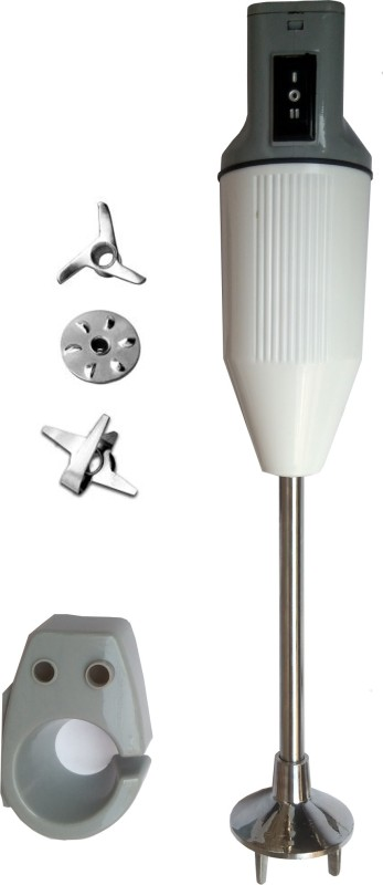 PRESENTSALE Kitchen King Hand Blender 250 W grey 250 W Hand Blender(White, Grey)