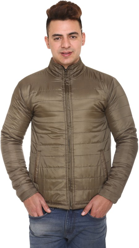 100 hands Full Sleeve Solid Mens Jacket
