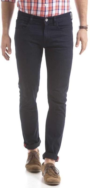 Izod Slim Men Blue Jeans