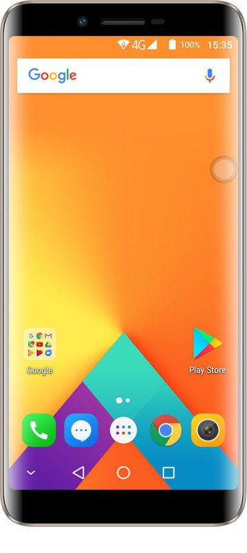 iVooMi i1s (Platinum Gold, 32 GB)(3 GB RAM)