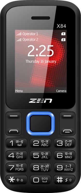 Zen X84(Blue) image