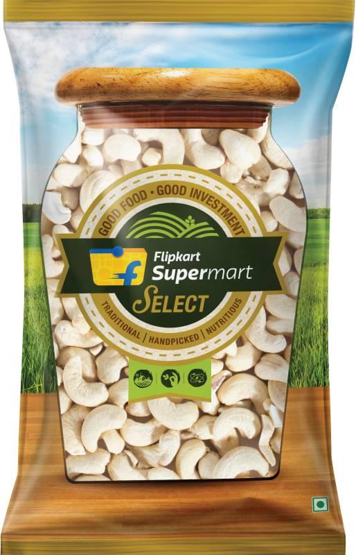 Flipkart Supermart Select W320 Whole Cashews Pouch