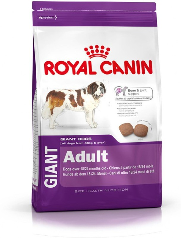 Royal Canin Giant Adult 4 Kg Dry Dog Food