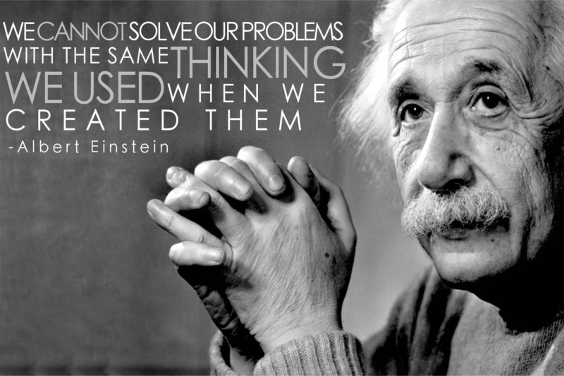 ASD - Albert Einstein Motivational Quotes Wall Poster 13*19 inches Matte Finish Paper Print(13 inch X 19 inch, Rolled)