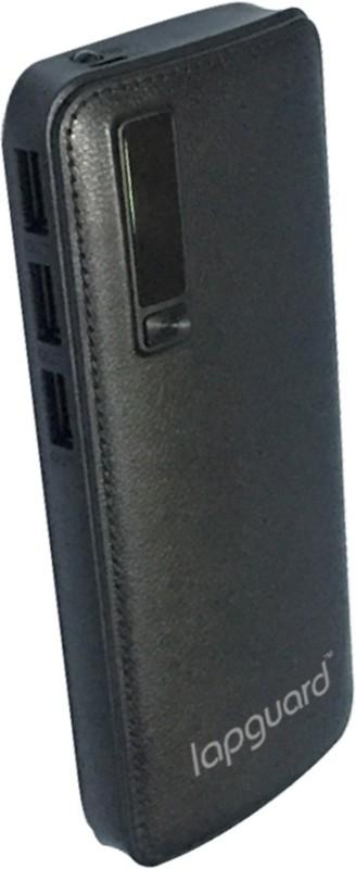 Lapguard 10400 mAh Power Bank (520)(Black, Lithium-ion)