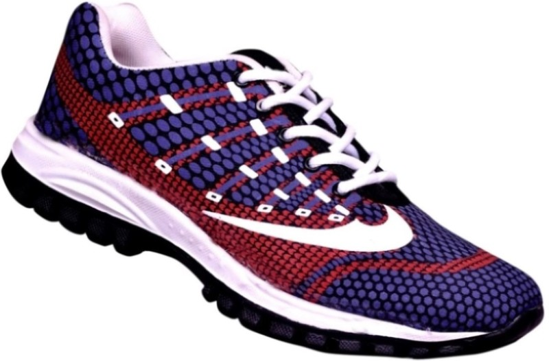 The Scarpa Shoes HFROB Running Shoes For Men(Multicolor)
