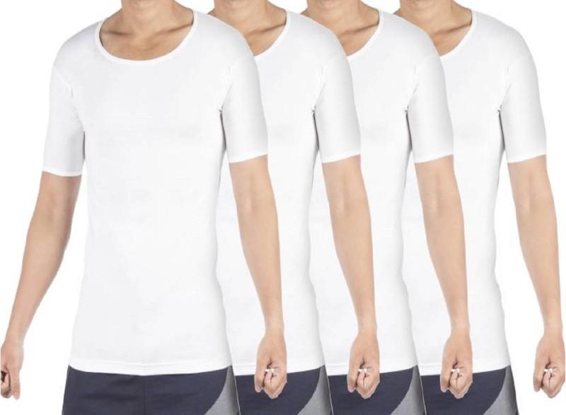 VIP BONUS Mens Vest(Pack of 4)