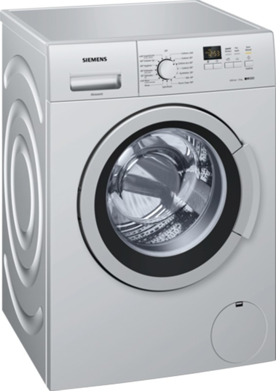 SIEMENS WM12K169IN 7KG Fully Automatic Front Load Washing Machine
