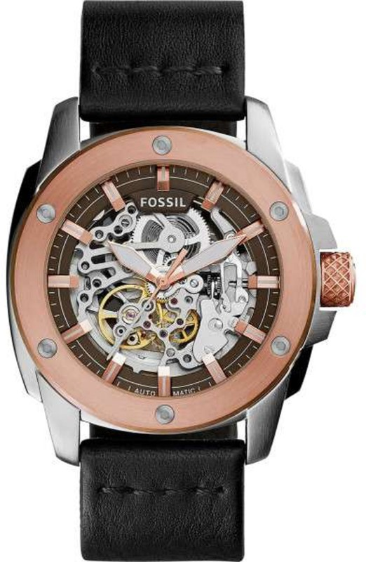 Fossil ME3082 Modern Machine Automatic Men's Watch image