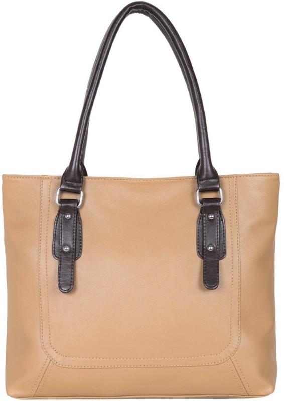 Adisa Women Beige Shoulder Bag