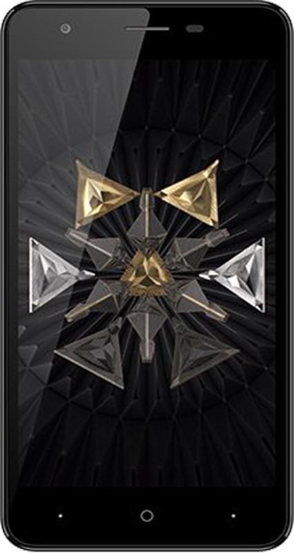 Videocon Metal Pro 2 (Black, Grey, 16 GB)(2 GB RAM) image