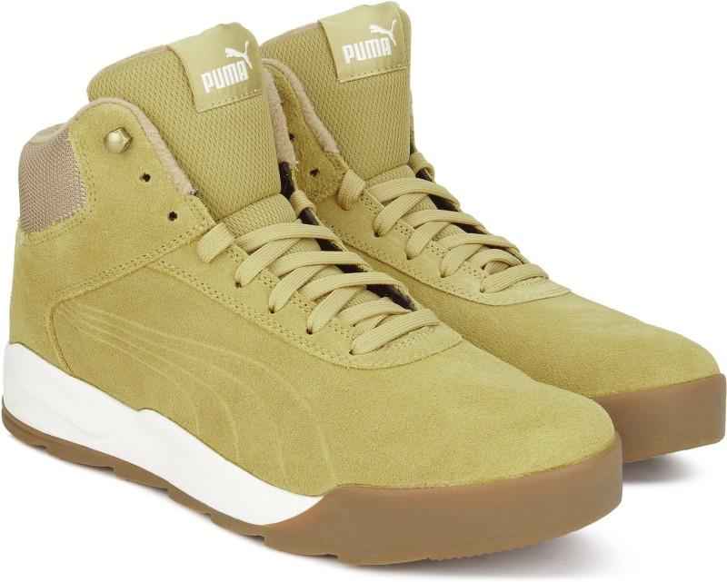 Puma Desierto Sneaker Sneakers For Men(Beige)