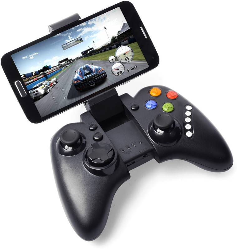 Microware IPEGA PG-9021 Android Wireless Bluetoothv3.0 Gaming Game Controller Gamepad gamecube Joystick for Android Phone Tablet PC Laptop Bluetooth  Gamepad(Black, For PC, Android, iOS, Mac OS)