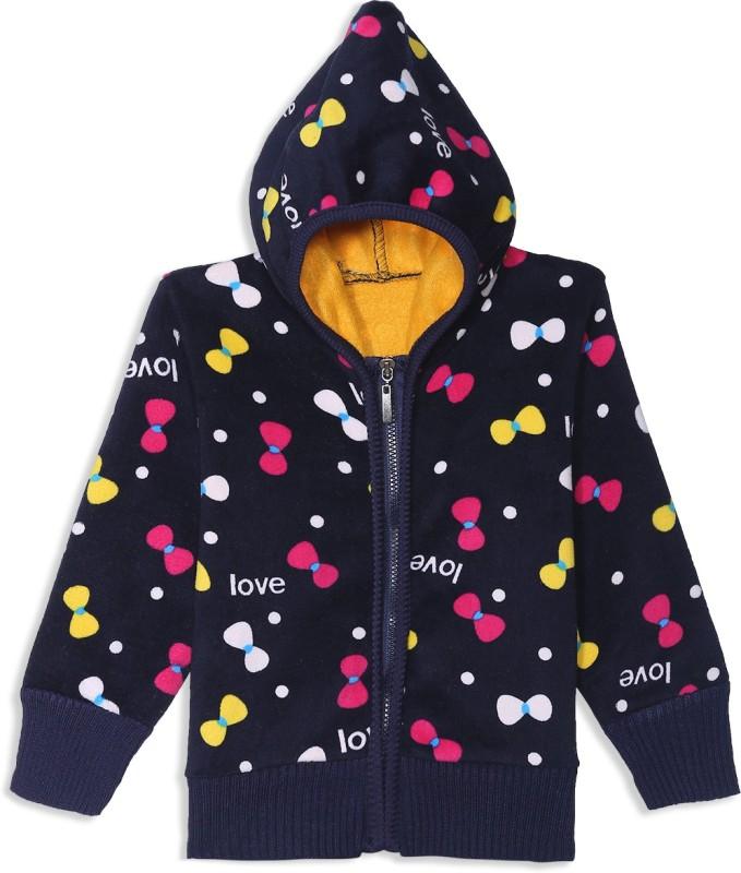 Camey Full Sleeve Printed Baby Boys & Baby Girls Jacket