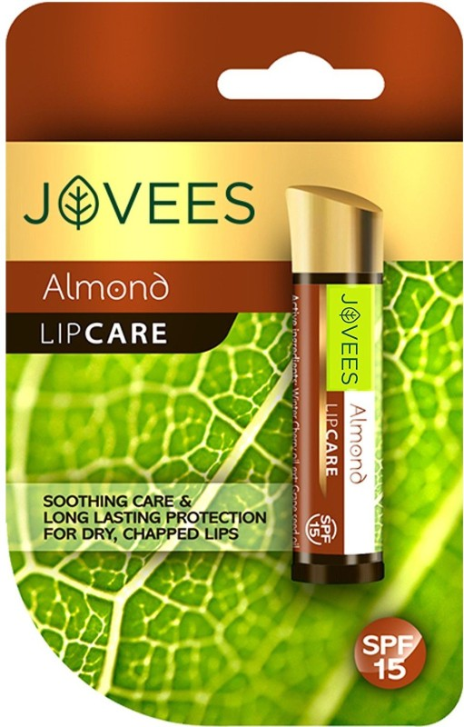 Jovees Lip Care Almond(4 g)