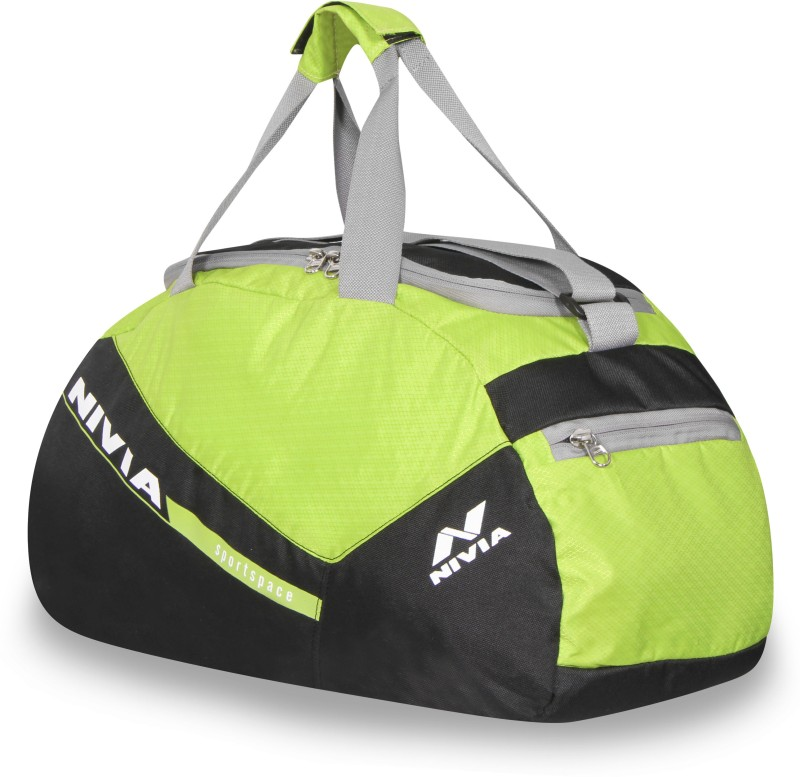 Nivia SPORTSPACE Gym(Green, Kit Bag)