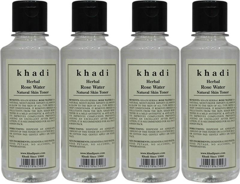 Khadi Herbal Rose Water(840 ml)