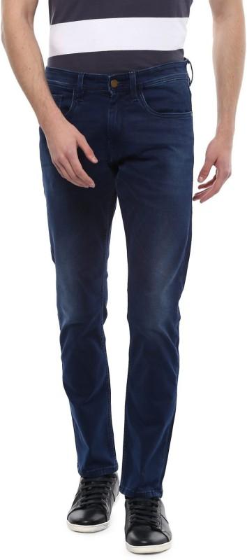 Allen Solly Slim Men Blue Jeans