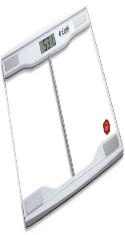 Eagle Electronic Personal Weighing Scale Weighing Scale(White)