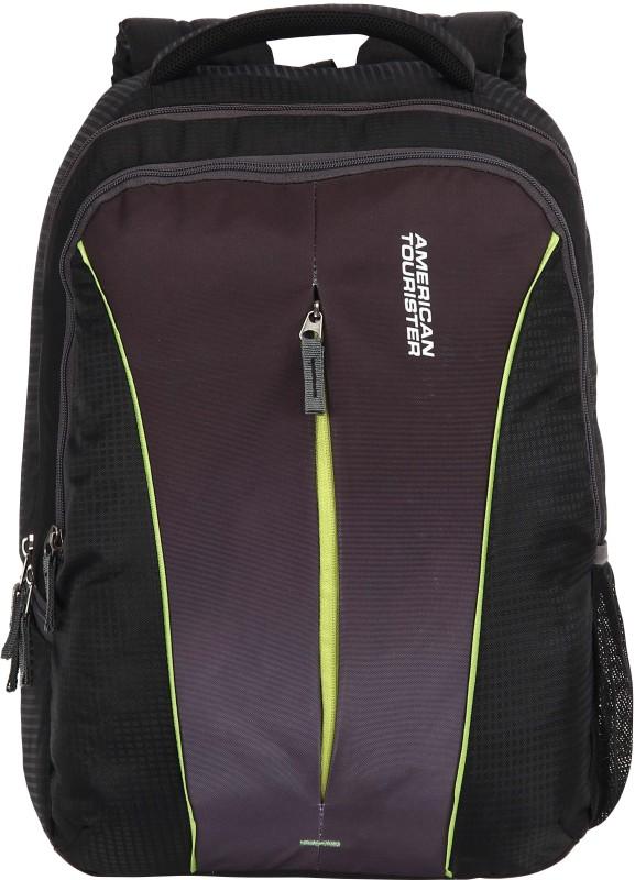 American Tourister AMT Juke 21 L Laptop Backpack(Black)