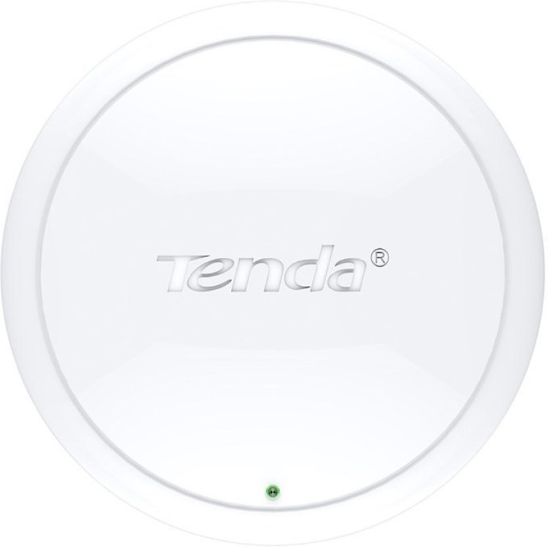 TENDA i6 300Mbps Wireless N Ceiling Mount Access Point Access Point(White)
