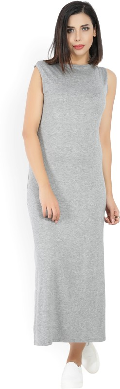 United Colors of Benetton Womens T Shirt Grey Dress