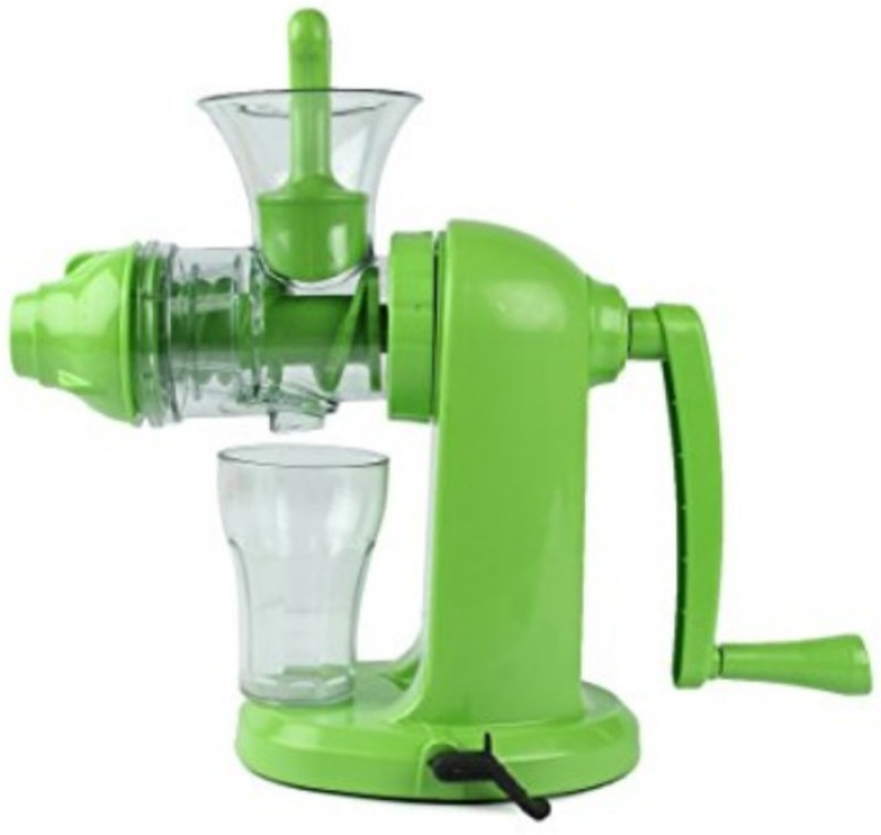 Apex apex superb juicer Plastic Hand Juicer(Green)