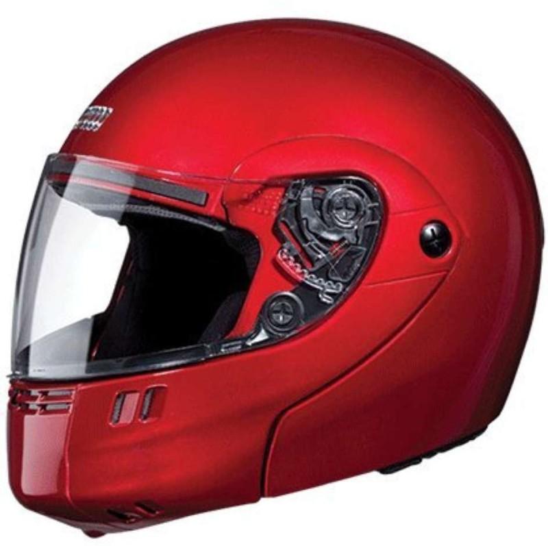 Studds Ninja Eco C.Red Motorbike Helmet(Red)