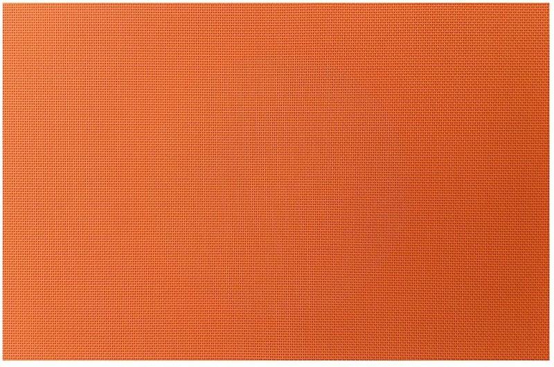 Nimble House Plastic Camping Mat Plastic mat(Orange, Medium)