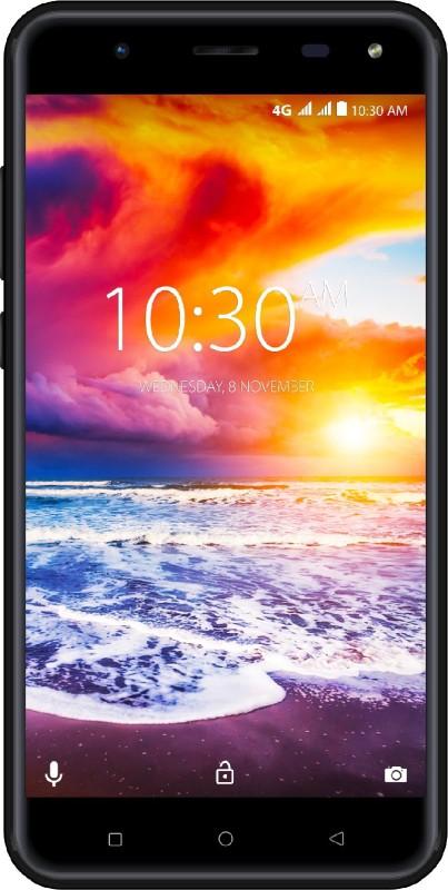 Karbonn Titanium Jumbo 2 (Black, 16 GB)(2 GB RAM)