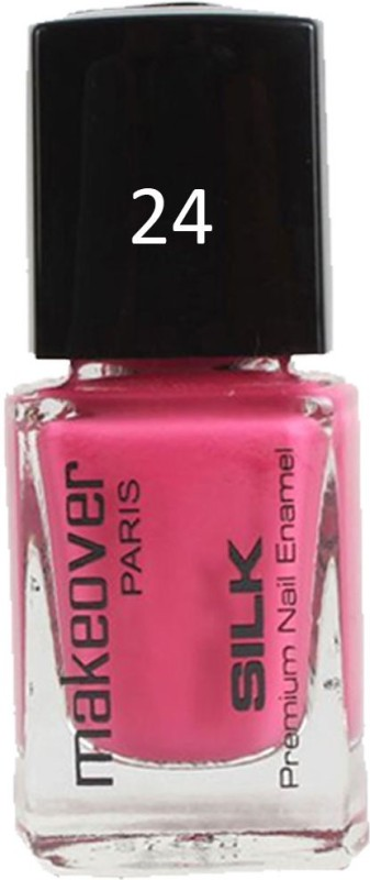 Makeover Professional Nail Paint Natural Pink-24 Natural Pink-24(9 ml)