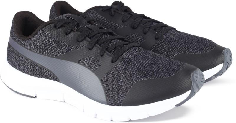 Puma Flexracer Tw Knit Walking Shoes For Men(Black)