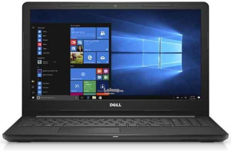 Dell 3000 Core i5 7th Gen - (8 GB/1 TB HDD/Windows 10/2 GB Graphics) 3567 Laptop(15.6 inch, Black)