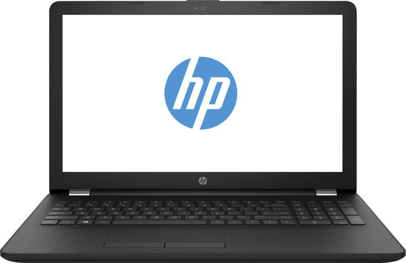 HP Core i3 6th Gen - (8 GB/1 TB HDD/DOS) BS544TU Laptop(15.6 inch, Black) image