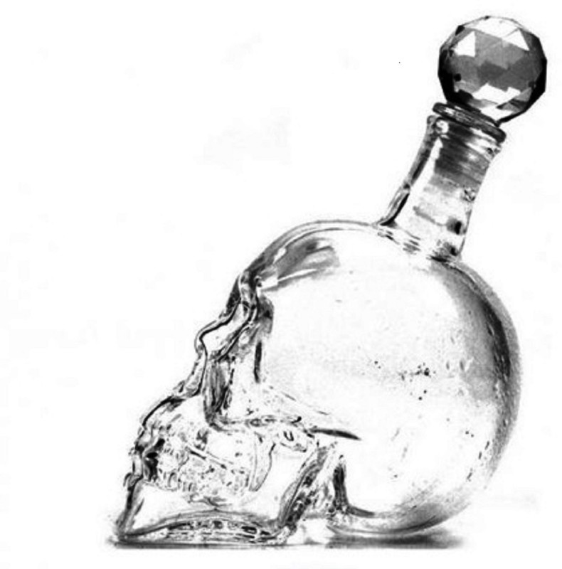 connectwide CW-971 wine bottel, bar ware Decanter(Glass, 18 oz)