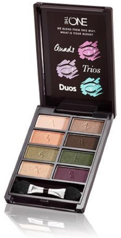 Oriflame Sweden The ONE Blend Express Eye Shadow-Naturelle 4.64 g(MultiColour)