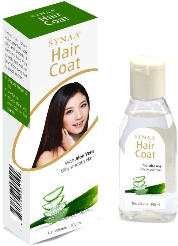 Synaa Hair Coat | Hair Serum with Aloe Vera(100 ml)