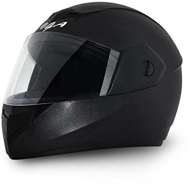 VEGA CLF-AR-LK_M Motorbike Helmet(Black)