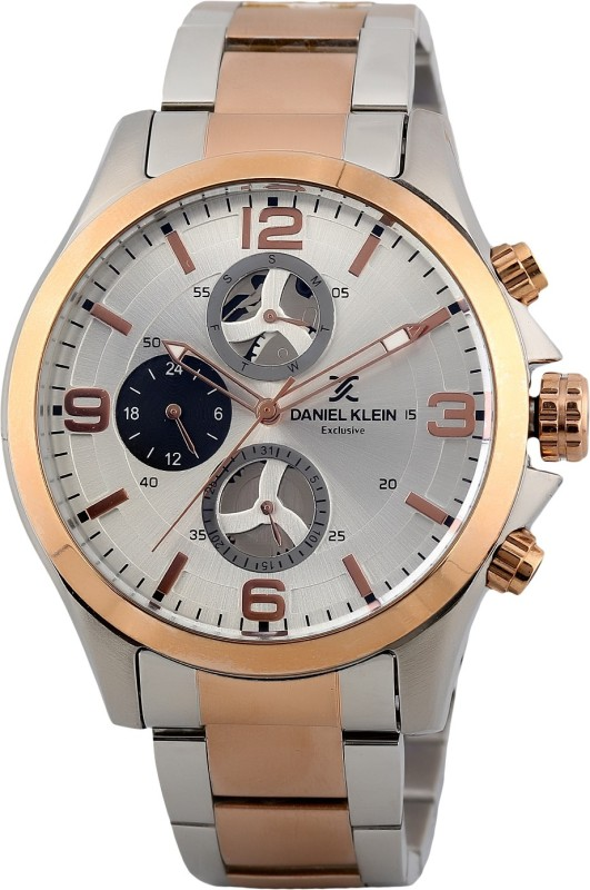 Daniel Klein DK11357-1 Watch - For Men