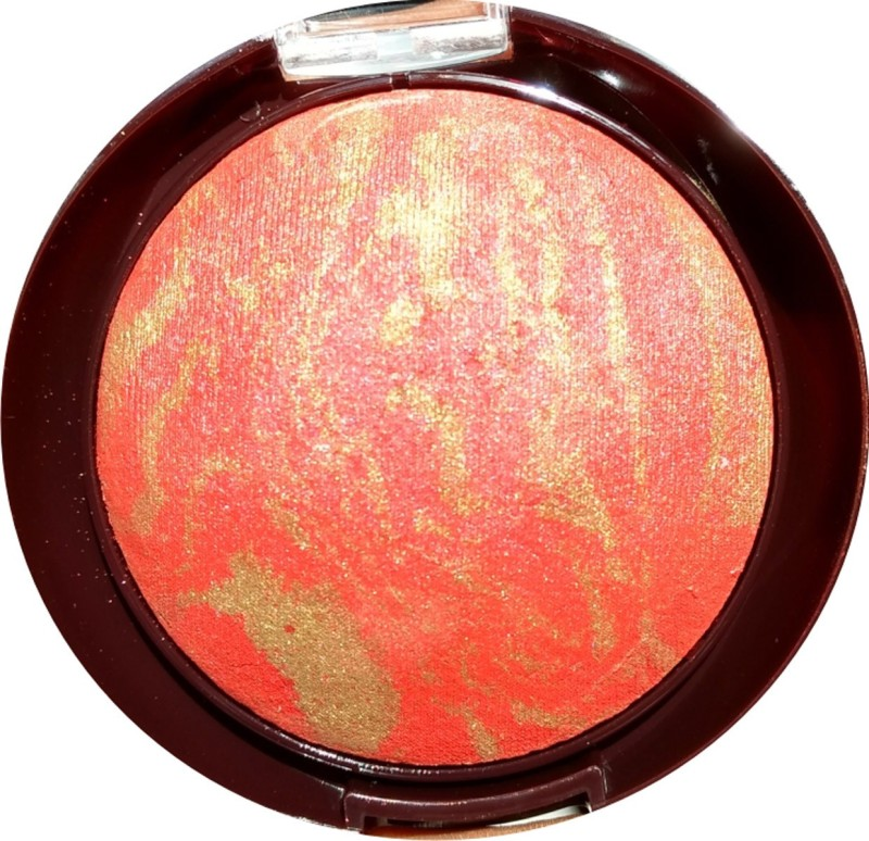 Silky Soft Cream Terra Cotta Blusher(Red Gold)