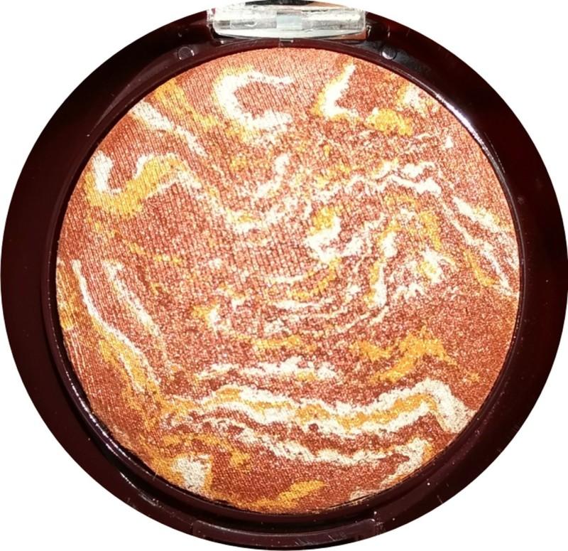 Silky Soft Cream Terra Cotta Blusher(Brown Gold)