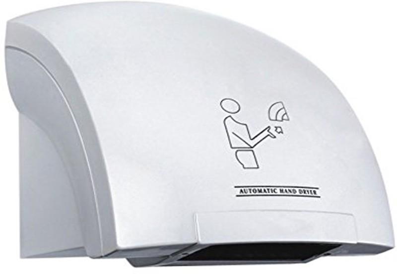 Eware White Crescent Hi Speed Hand Dryer Machine Hand Dryer Machine