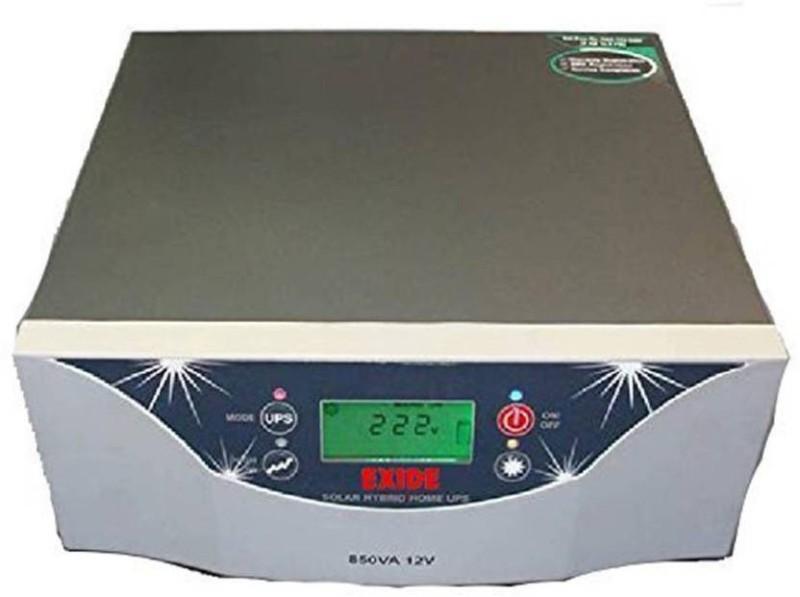 Exide Hybrid Solar 1100 va/12v Hybrid Solar Ups Pure Sine Wave Inverter