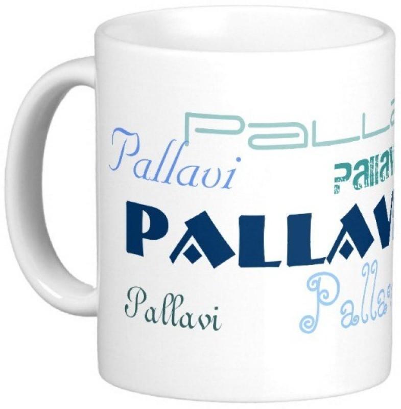 GNS PALLAVI Gift M004 Ceramic Mug(325 ml)