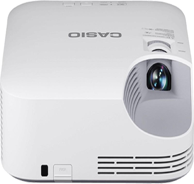 Casio XJ-V1 Portable Projector(White)