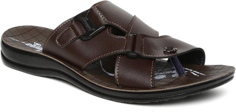 Paragon Men Brown Sandals