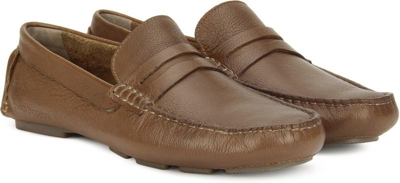 Hush Puppies MONACO-S Loafers For Men(Tan)