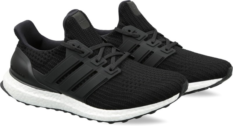 ADIDAS ULTRABOOST Running Shoes For Men(Black)