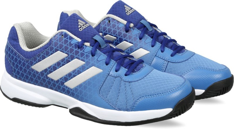 Adidas NET NUTS Tennis Shoes For Men(Blue)