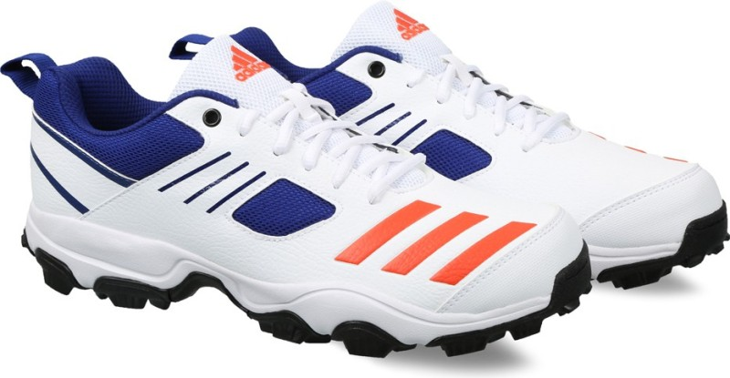 ADIDAS CRI HASE Cricket Shoes For Men(White)